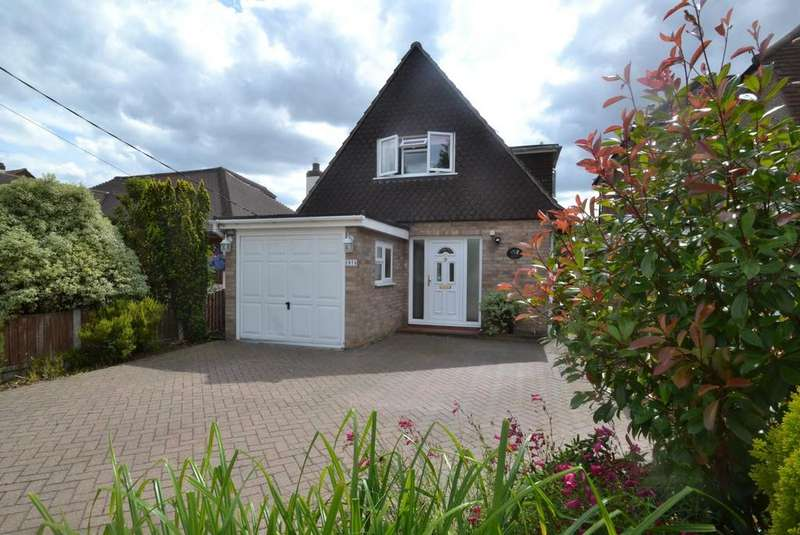 3 Bedrooms Chalet House for sale in Mountnessing Road, Billericay, Essex, CM12