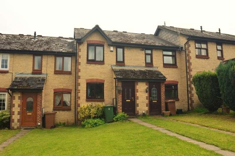2 Bedrooms Terraced House for sale in Clos Llyswen, Penpedairheol