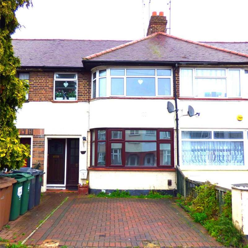 1 Bedroom Maisonette Flat for sale in Hollywood Road, Chingford, E4