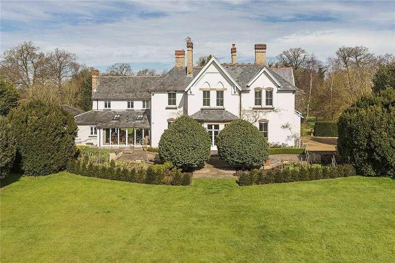 5 Bedrooms Detached House for sale in Grange Road, Duxford, Cambridge, Cambridgeshire, CB22