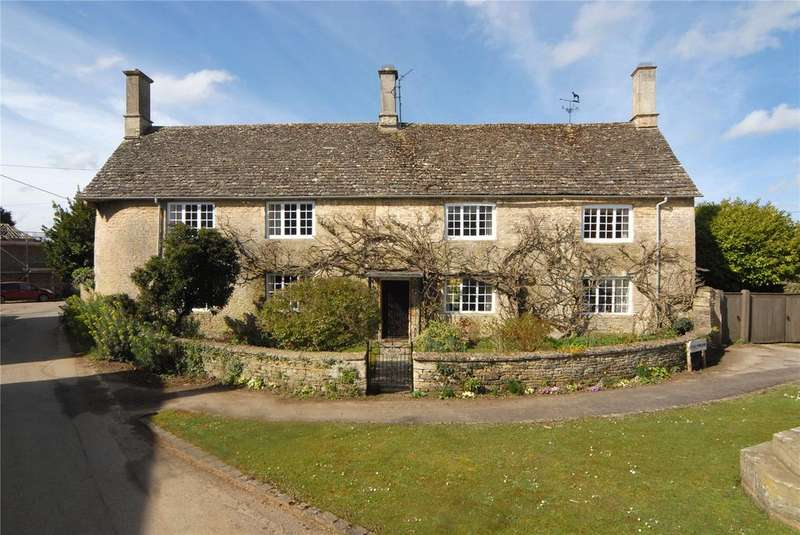 6 Bedrooms Detached House for sale in Langford, Lechlade, Gloucestershire, GL7