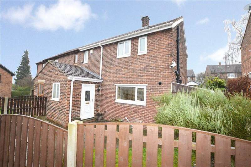 2 Bedrooms Semi Detached House for sale in Hendal Lane, Wakefield, West Yorkshire