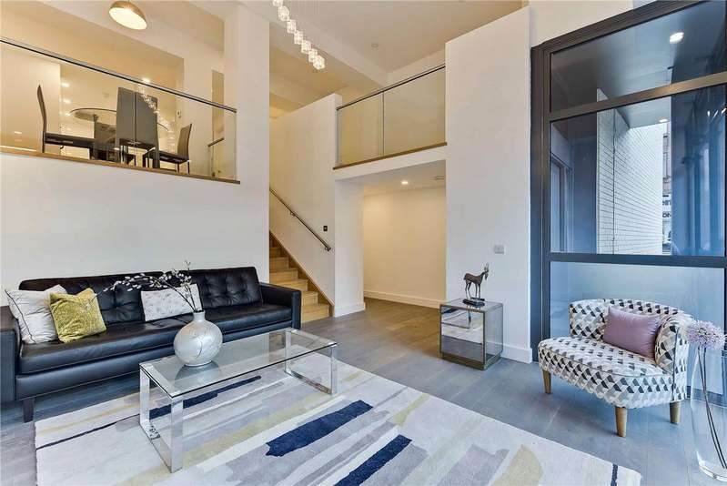 2 Bedrooms Flat for sale in St. Marys Road, Surbiton, Surrey, KT6