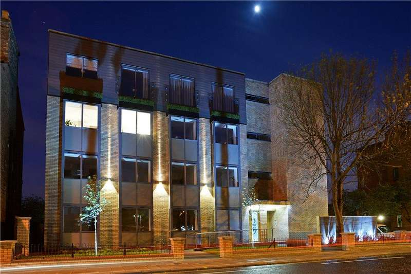 2 Bedrooms Apartment Flat for sale in Grove Apartments, 29 Goldington Road, Bedford, Bedfordshire