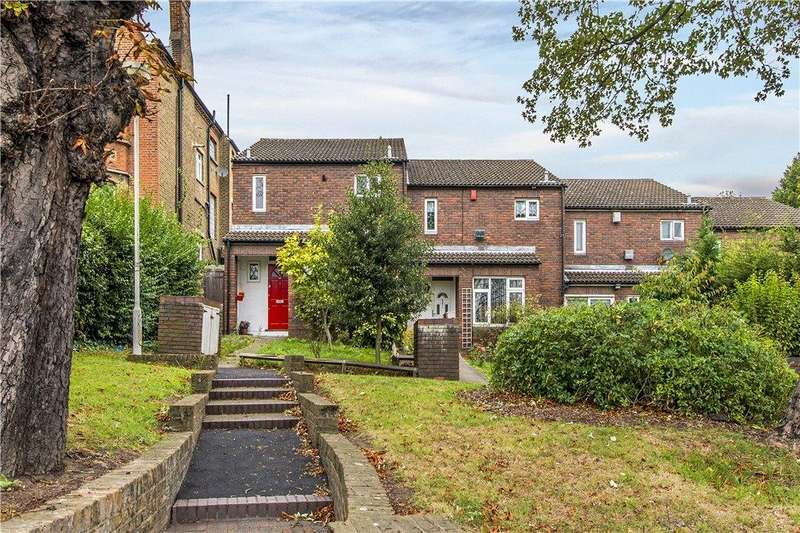 3 Bedrooms End Of Terrace House for sale in Lords Close, London, SE21