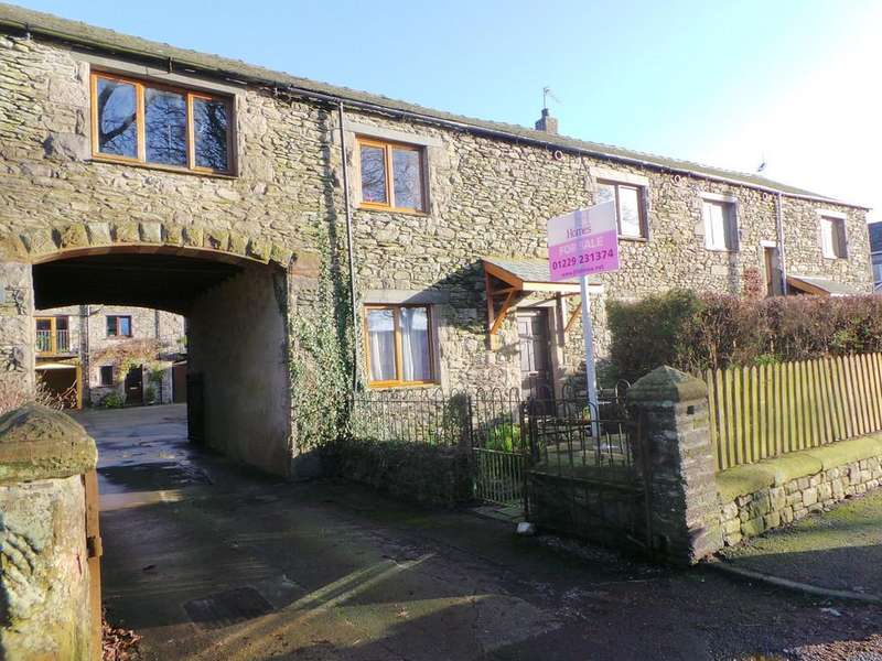 3 Bedrooms Barn Conversion Character Property for sale in Queensberry Court, Lindal, Ulverston