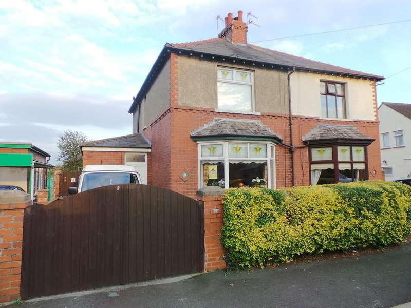2 Bedrooms Semi Detached House for sale in Hare Lane, Barrow-in-Furness
