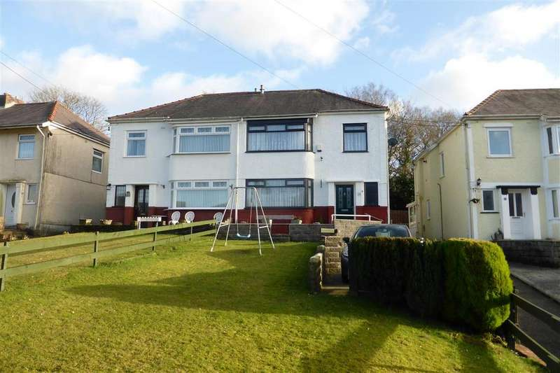 3 Bedrooms Semi Detached House for sale in 36 Neath Road, Crynant, Neath