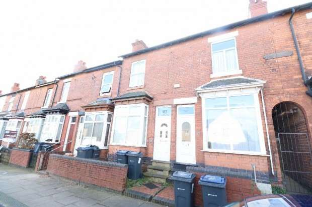 2 Bedrooms Terraced House for sale in Farnham Road, Handsworth, B21