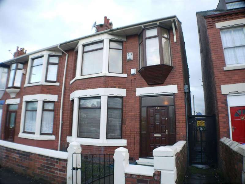 3 Bedrooms End Of Terrace House for sale in Warbreck Moor, Aintree, Liverpool, Merseyside, L9