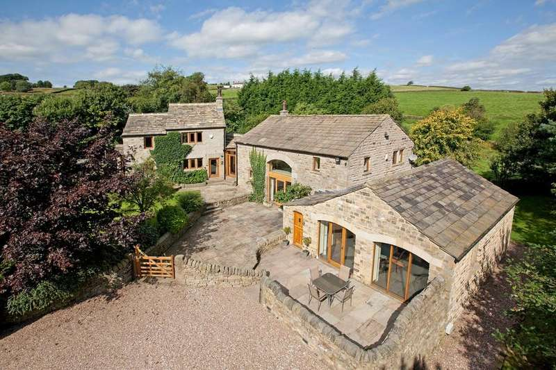 5 Bedrooms Barn Conversion Character Property for sale in Cross Bank Road, Addingham