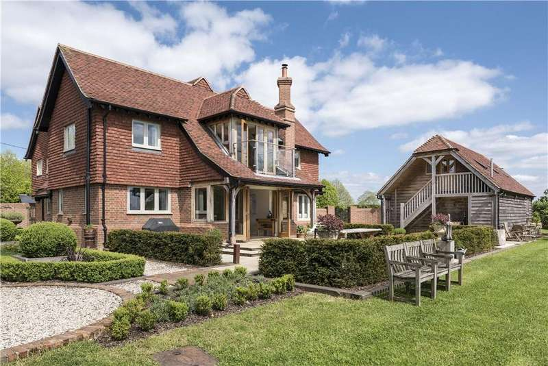5 Bedrooms Detached House for sale in Nuffield, Henley-on-Thames, Oxfordshire, RG9