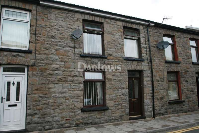 2 Bedrooms Terraced House for sale in Gilmour Street, Tonypandy