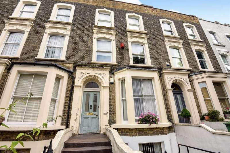 1 Bedroom Flat for sale in Vicarage Grove, Camberwell SE5
