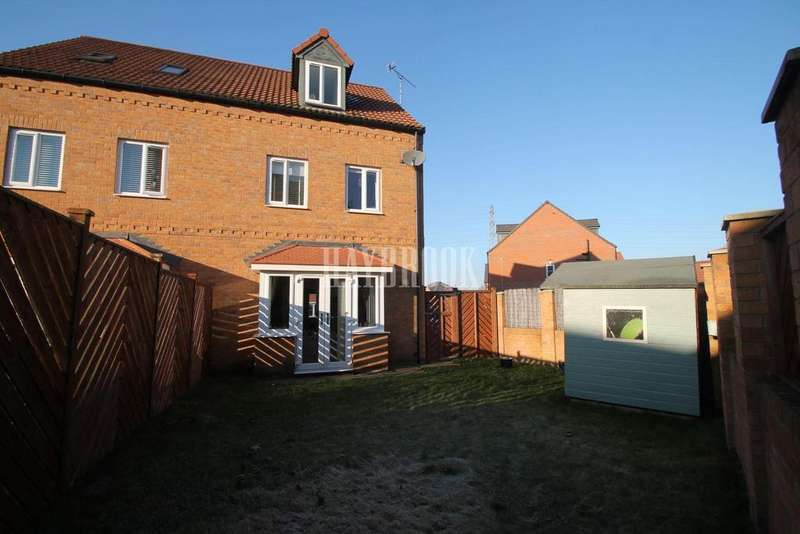 4 Bedrooms Semi Detached House for sale in Songthrush Way, Wath upon-dearne