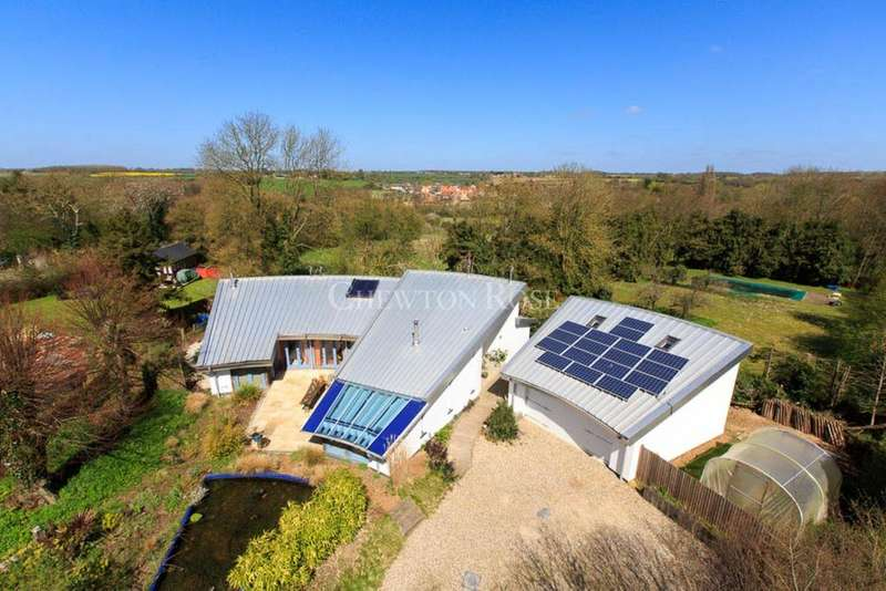 4 Bedrooms Detached House for sale in Boxford
