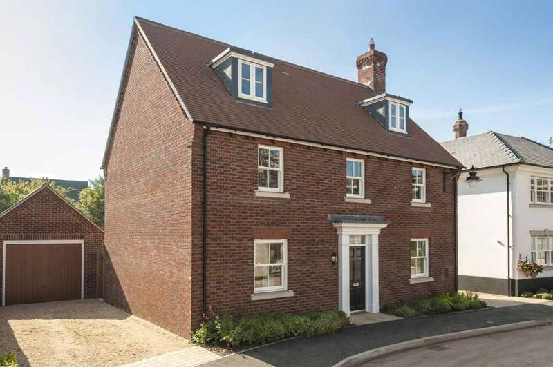 5 Bedrooms House for sale in Brimsmore, Thorne Lane, Yeovil, Somerset, BA21