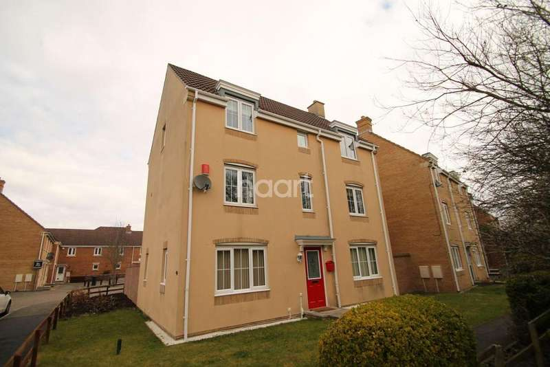 4 Bedrooms Detached House for sale in Weston-super-Mare