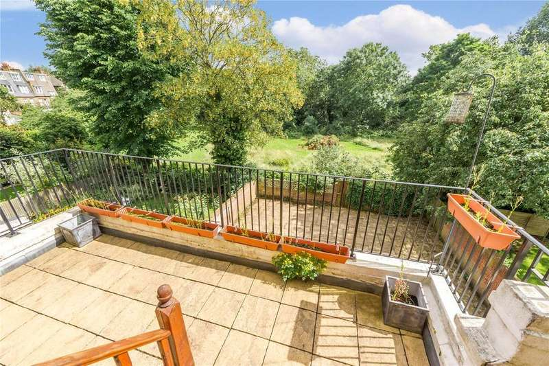 3 Bedrooms Flat for sale in Broadhurst Gardens, South Hampstead, London