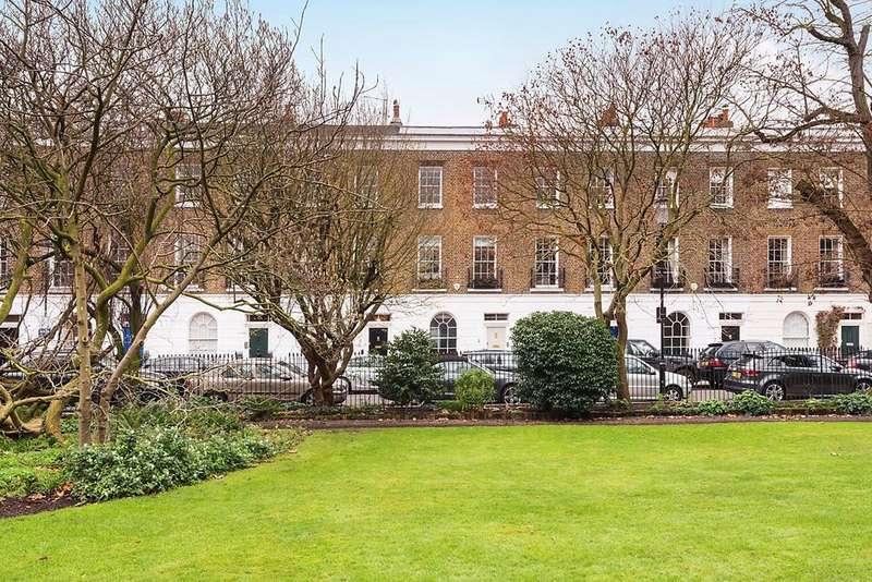 3 Bedrooms Terraced House for sale in Paultons Square, Chelsea, London, SW3