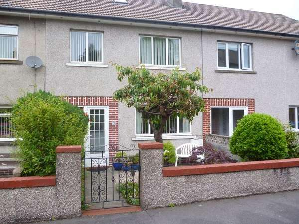 3 Bedrooms Terraced House for sale in 78 Millburn Gardens, Largs, KA30 9NG