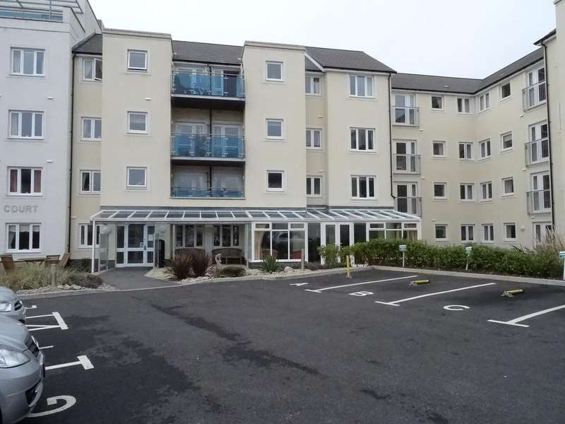 1 Bedroom Retirement Property for sale in MIDDLETON COURT, PICTON AVENUE, PORTHCAWL, CF36 3BF