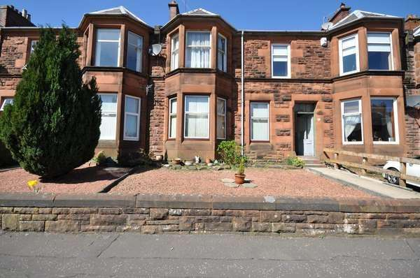 2 Bedrooms Flat for sale in G/1, 11 Barbadoes Road, Kilmarnock, KA1 1ST