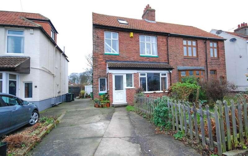 3 Bedrooms Semi Detached House for sale in Elmsleigh Gardens, Cleadon