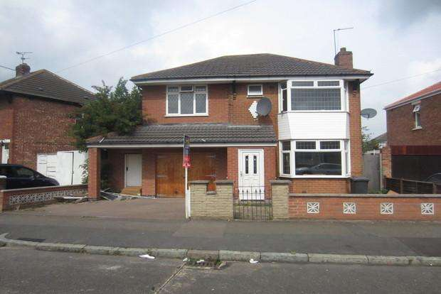 4 Bedrooms Detached House for sale in Roseway, Rushey Mead, Leicester, LE4