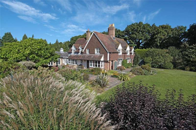 4 Bedrooms Detached House for sale in Pounsley Hill, Blackboys, Nr Uckfield, East Sussex, TN22