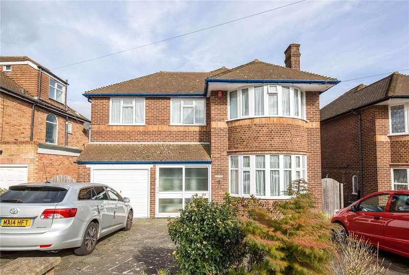 4 Bedrooms Detached House for sale in Southover, Woodside Park, London, N12