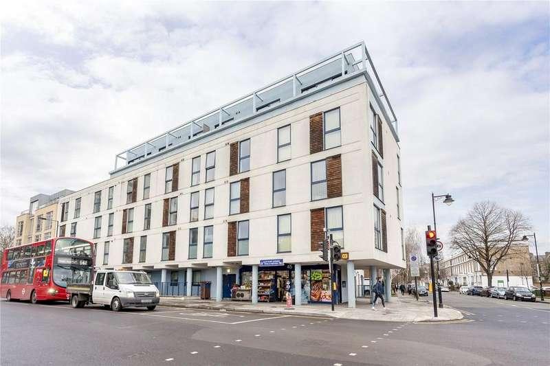 1 Bedroom Flat for sale in Trafalgar Point, 137 Downham Road, London, N1
