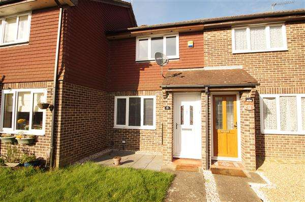 2 Bedrooms Terraced House for sale in Corfe Gardens, Cippenham