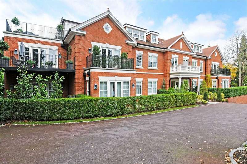 2 Bedrooms Flat for sale in Westbrook House, Windsor Road, Ascot, Berkshire, SL5
