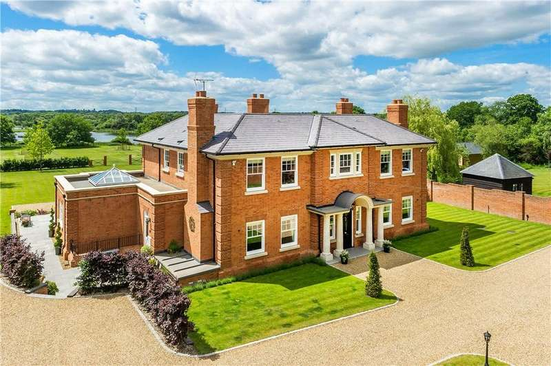 6 Bedrooms Detached House for sale in Lower Sandhurst Road, Finchampstead, Wokingham, Berkshire, RG40
