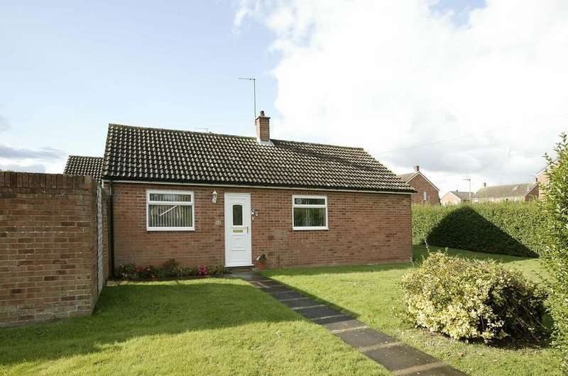 2 Bedrooms Detached Bungalow for sale in Westacre Drive, Old Catton