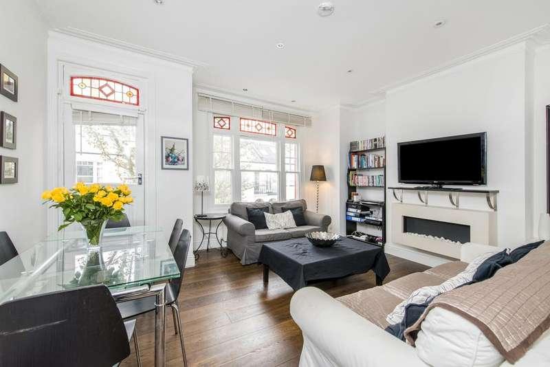 3 Bedrooms Flat for sale in Fabian Road, SW6