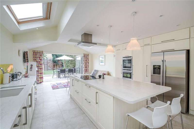 5 Bedrooms House for sale in Allfarthing Lane, Wandsworth, London, SW18