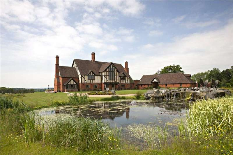 7 Bedrooms Detached House for sale in Ullenhall, Henley-in-Arden, Warwickshire, B95