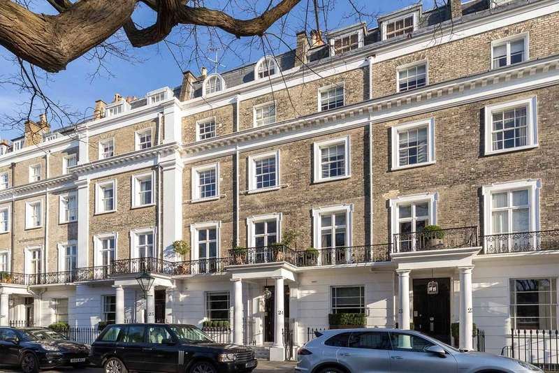 7 Bedrooms Terraced House for sale in Thurloe Square, London, SW7