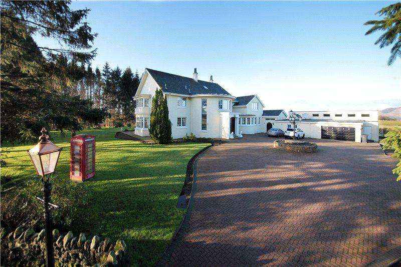 4 Bedrooms Detached House for sale in Cattermuir Lodge, Croftamie, G63