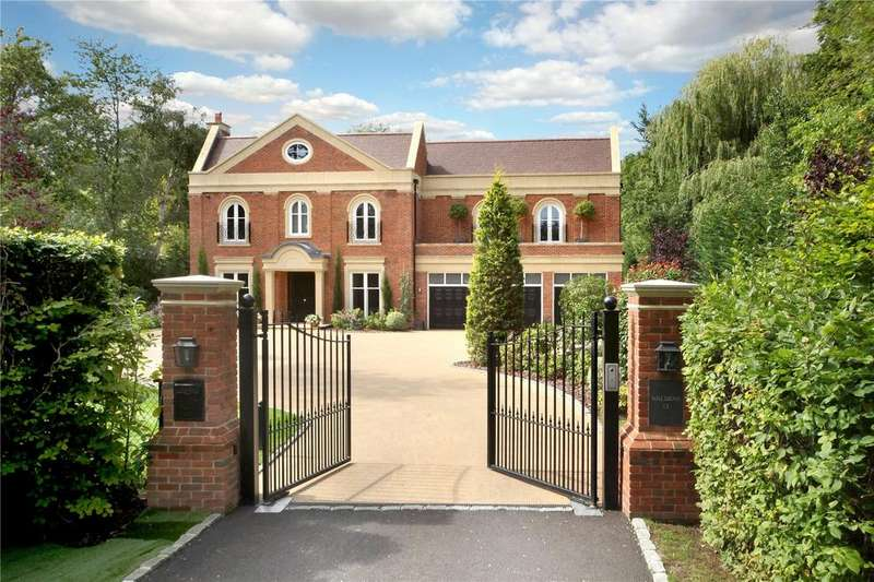 6 Bedrooms Detached House for sale in Princes Drive, Oxshott, Surrey, KT22