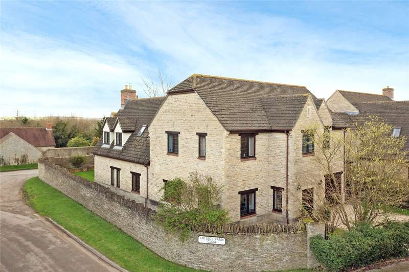 5 Bedrooms Detached House for sale in College Farm Close, Oddington, Kidlington, Oxfordshire, OX5