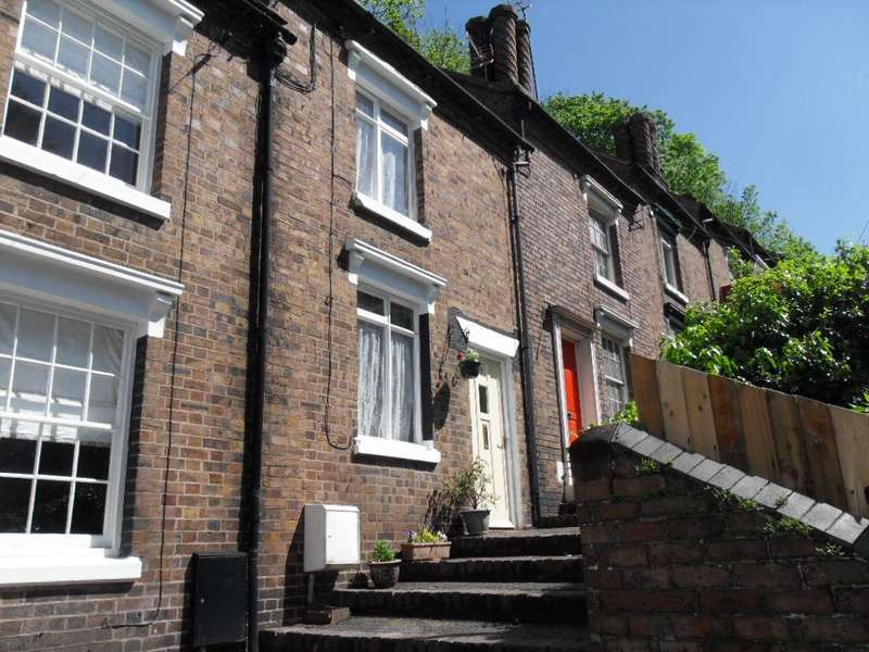 1 Bedroom Terraced House for sale in Ebenezer Row, Bridgnorth, Shropshire