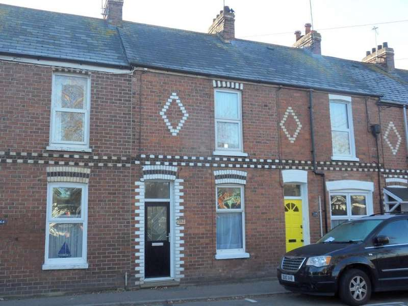 2 Bedrooms Terraced House for sale in Withycombe Village Road, Exmouth