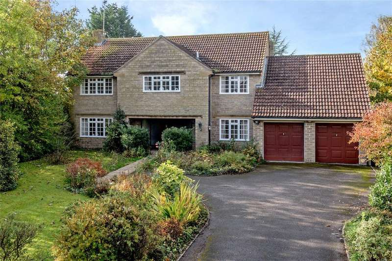 4 Bedrooms Detached House for sale in Fivehead, Taunton, Somerset