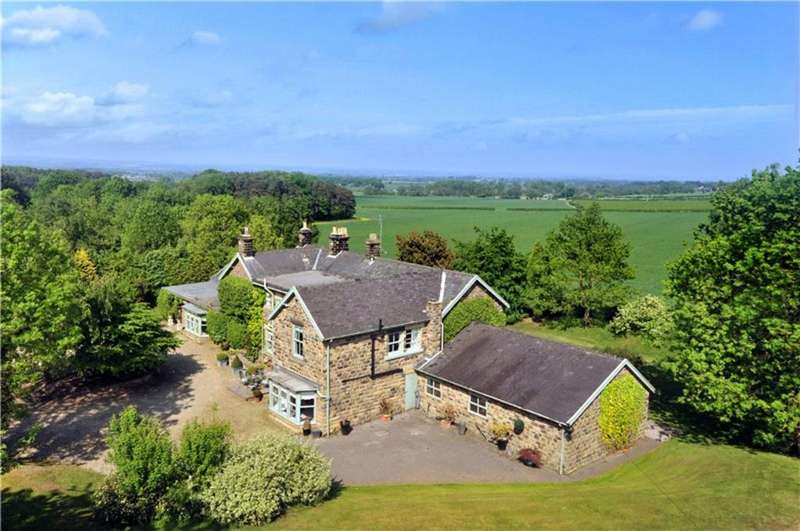 6 Bedrooms Detached House for sale in Station Road, Nunnington, York, North Yorkshire