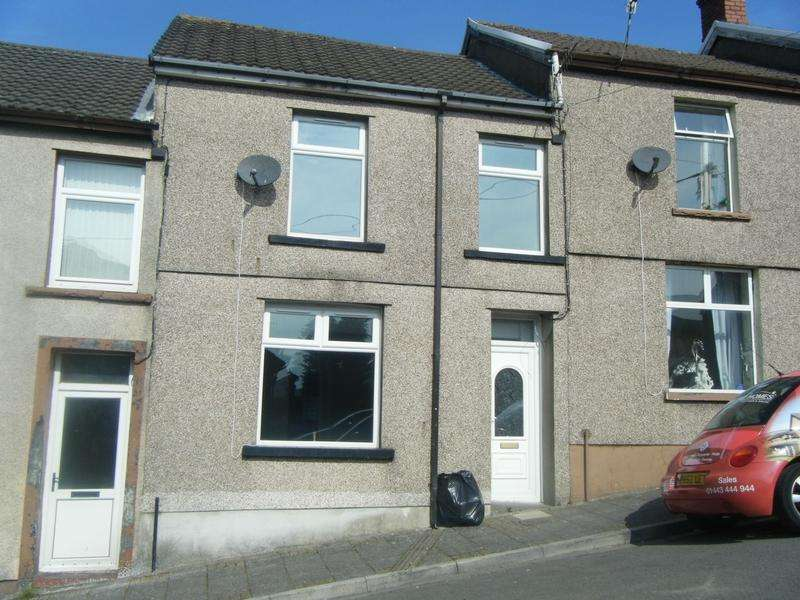 3 Bedrooms Terraced House for sale in Jones Street, Ynyswen, Treherbert, Rhondda Cynon Taff. CF42 5AT