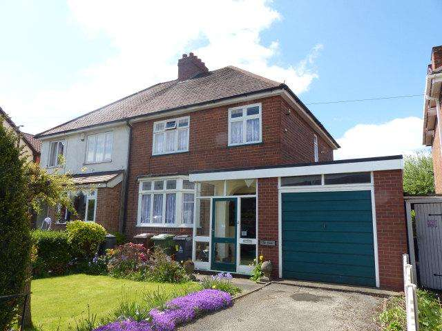 3 Bedrooms Semi Detached House for sale in Clayhanger Road,Brownhills,Walsall