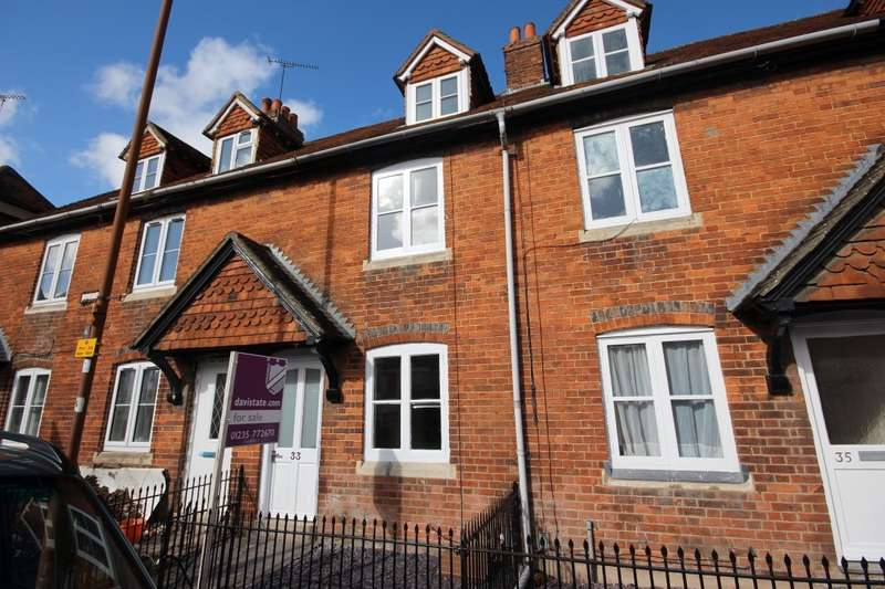 2 Bedrooms Terraced House for sale in Grove Street, Wantage, OX12